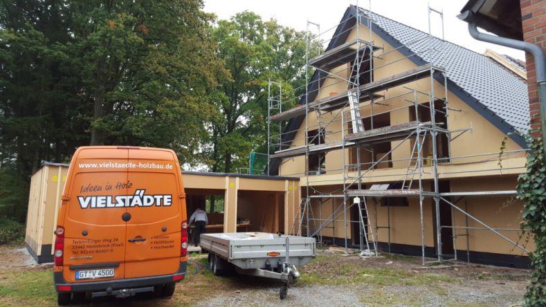 Aktuelle Bauvorhaben - Vielstädte Holzbau :: Holzbau ...