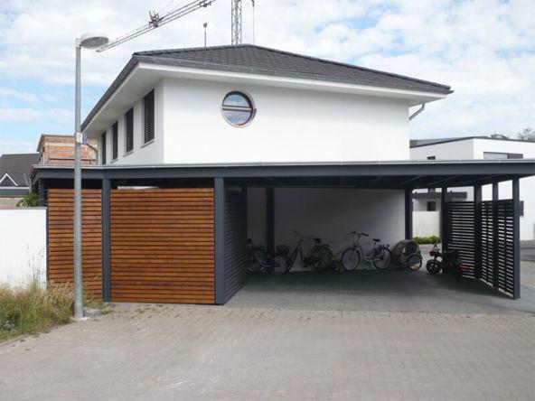 carports terrassen vielst dte holzbau. Black Bedroom Furniture Sets. Home Design Ideas