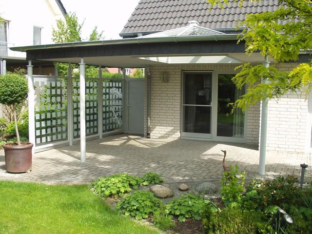 Ref Carports Terrassen Vielstadte Holzbau
